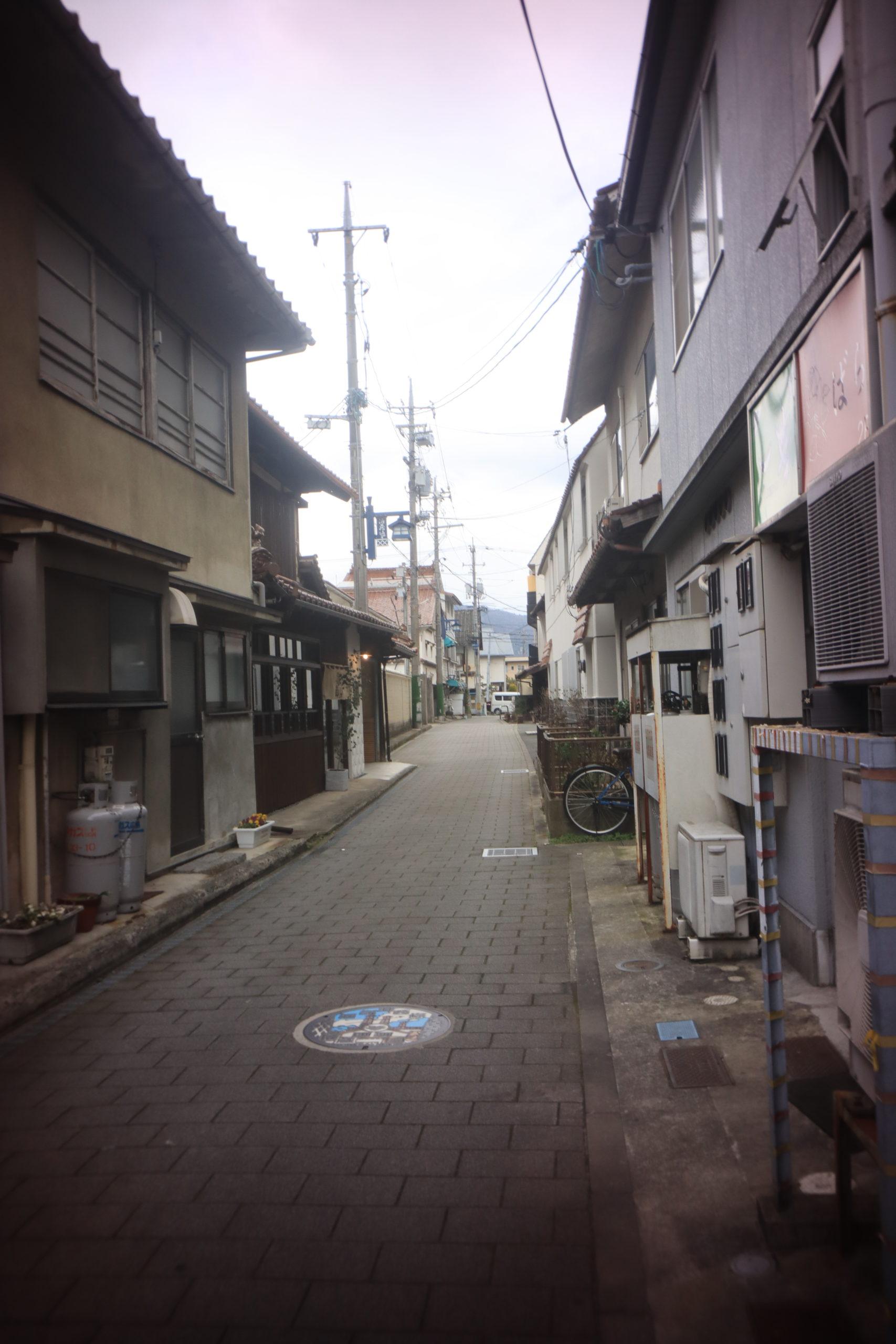 東広島 路地